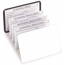 Printed Record Doc Spanish Medical Diary