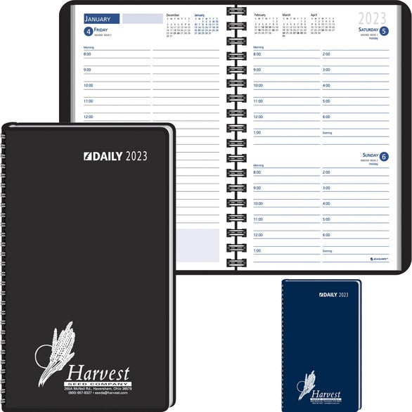 Promotional Pocket Planners | Quality Logo Products, Inc.