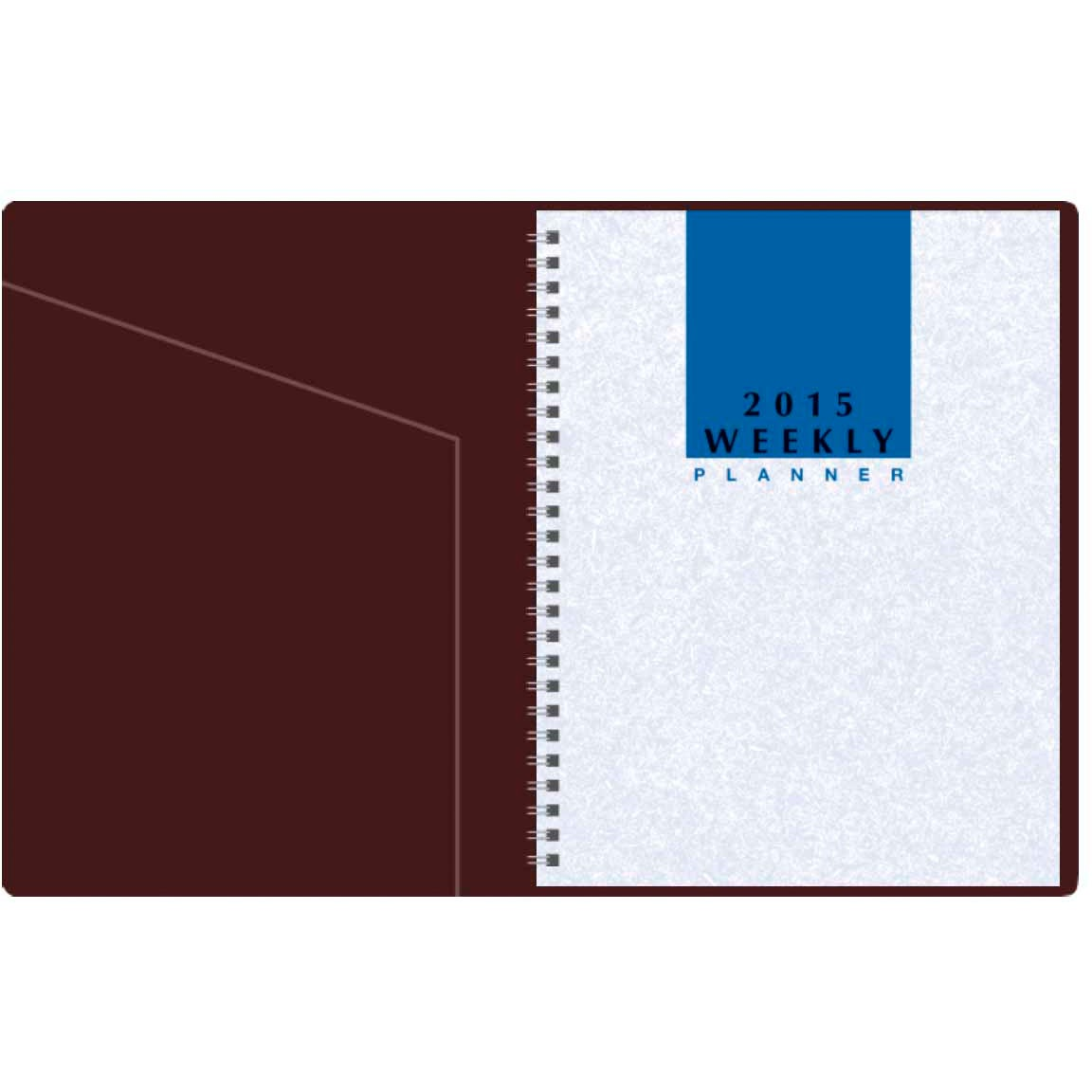 Select Weekly Planner 2016 Custom Day Planners Ea