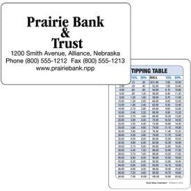 Branded Wallet Cart Planner