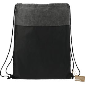Ash Recycled Drawstring Bags