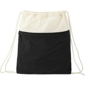 Captain Cotton Drawstring Bags