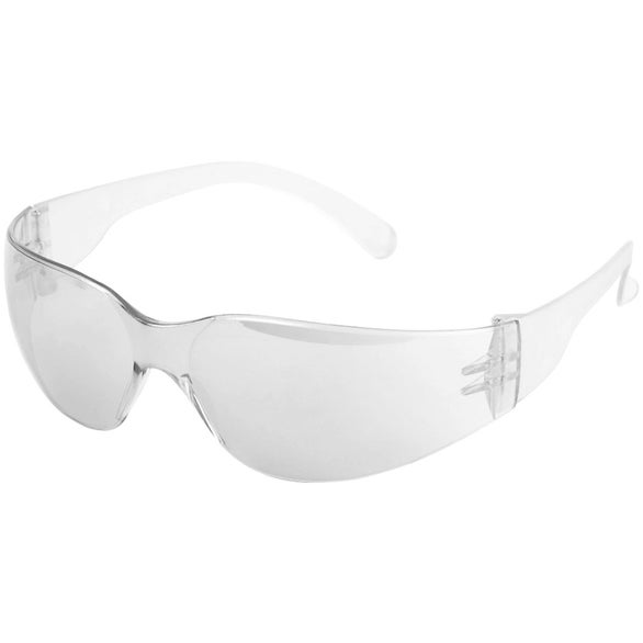 Clear Lewiston Safety Glasses