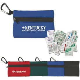 First Aid Kits in Neoprene Pouch