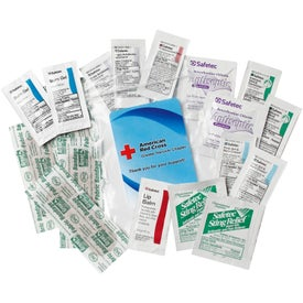 First Aid Kits in Resealable Bag