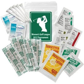 Golf Kits in Resealable Bag