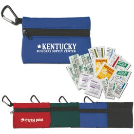 Outdoor First Aid Kits in Neoprene Pouch