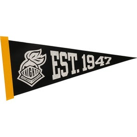 Colored Felt Pennants (18