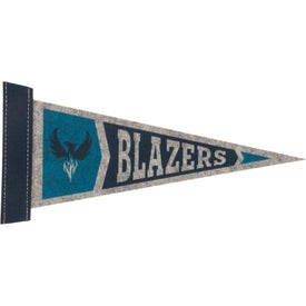 Full Color Pennants (10