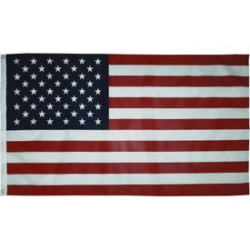 Promotional Printed US Flags