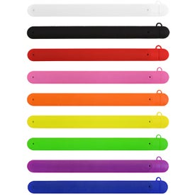 Slap Style Wristband USB Flash Drives (8 GB)