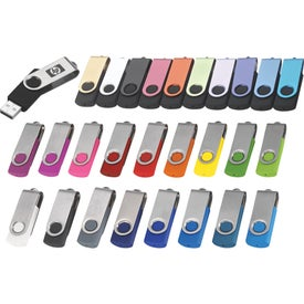 Swivel Flash Drives (4 GB)