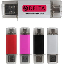 Tampa Type C USB 3.0 Flash Drives (16 GB)