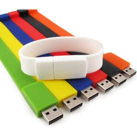Wristband USB 3.0 Flash Drives (64 GB)
