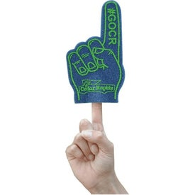 #1 Foam Finger Mitts