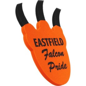 Three Talon Bird Claw Foam Mitts