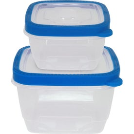 Nesting Seal Tight Lunch Containers
