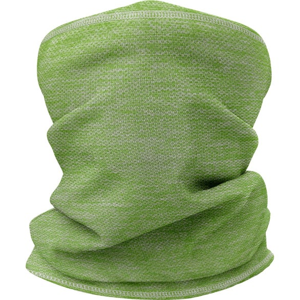 Green Ionshield Cooling Comfort Mesh Neck Gaiter