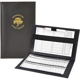 Golf Pro Scorecard Holder (Colors)
