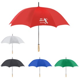 Golf Umbrellas with RPET Canopy