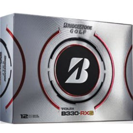 Bridgestone B330-RXS Golf Balls Printed with Your Logo