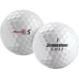 Logo Bridgestone E5 Factory Direct Golf Balls