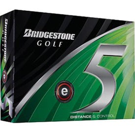 Bridgestone E5 Factory Direct Golf Balls