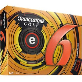 Promotional Bridgestone E6 Golf Ball