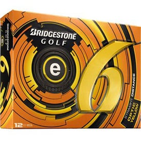 Promotional Bridgestone E6 Golf Ball