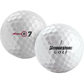 Printed Bridgestone E7 Factory Direct Golf Balls