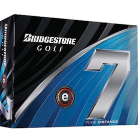 Bridgestone E7 Factory Direct Golf Balls for Advertising