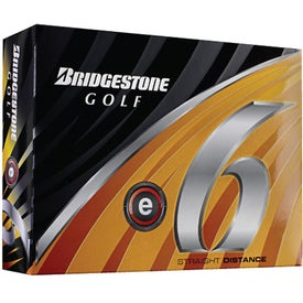 Branded Bridgestone E6 Golf Ball