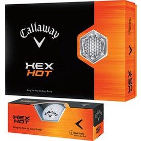 Callaway HEX Hot Golf Balls Giveaways