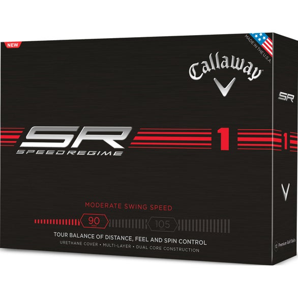 Callaway Speed Regime 1 Golf Ball