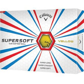 Callaway Supersoft Golf Ball with Your Slogan