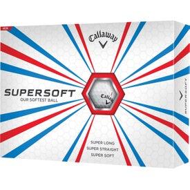 Logo Callaway Supersoft Golf Ball