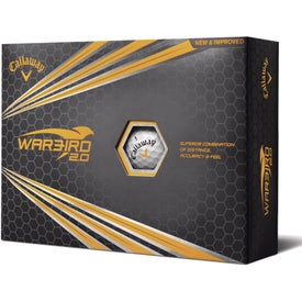 Callaway Warbird 2.0 Golf Balls (Quick Ship)