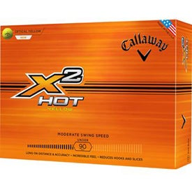 Callaway X2 Hot Golf Ball Giveaways