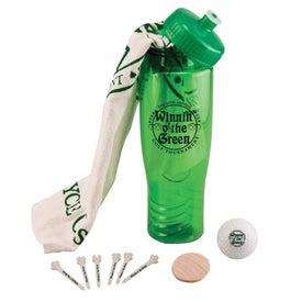 Eco Golf Kit With 1 Golf Ball