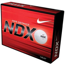 Company Nike NDX Heat Golf Ball Std Serv