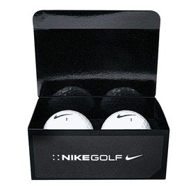 Nike 2 Ball Business Card Box for Your Church