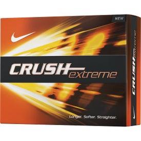 Personalized Nike Crush Extreme Golf Ball