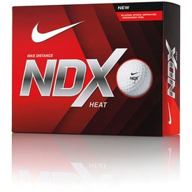 Nike NDX Heat Golf Balls with Your Logo