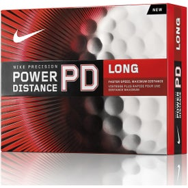 Nike Power Distance Power Long Golf Ball (3 Day Service)