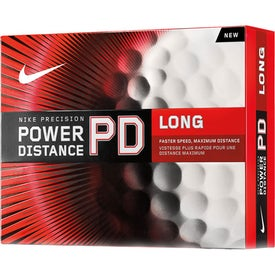 Nike Power Distance Power Long Golf Ball (Standard)