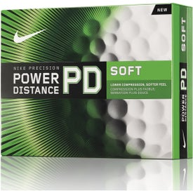 Nike Power Distance Power Soft Golf Ball