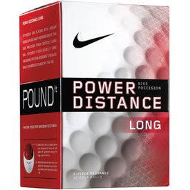 Nike Power Long Golf Ball for Your Organization