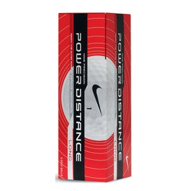 Nike Power Long Golf Ball for Marketing