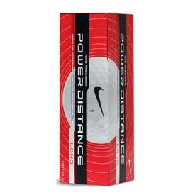 Nike Power Long Golf Ball for Marketing