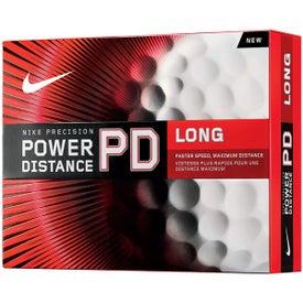 Nike Power Long Golf Ball